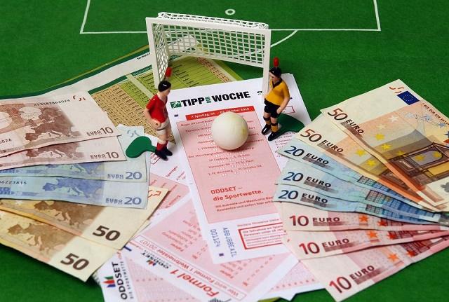 Как выигрывать деньги на ставках в футболе