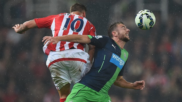 Stoke City v Newcastle United - Premier League