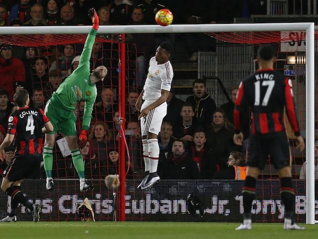 david-de-gea-manchester-united-bournemouth-stanislas-goal